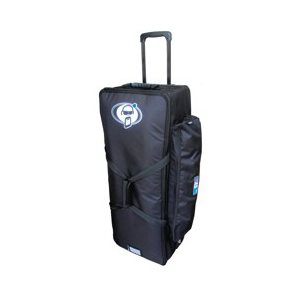 PROTECTION RACKET 5047W-09 47X18X10 HDW BAG AVEC ROUES