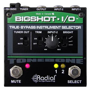 TONEBONE RADIAL BIG SHOT I / O