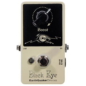 EARTHQUAKER DEVICES BLACK EYE CLEAN