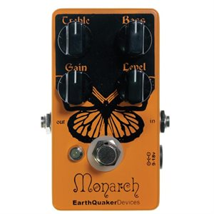EARTHQUAKER DEVICES MONARCH OVERDRIVE