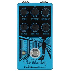 EARTHQUAKER DEVICES THE WARDEN OPTICAL