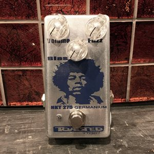 TOASTED PROJECT FUZZ FACE NKT275