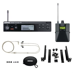 SHURE WIRELESS PSM300 P3TRA215CL-G20