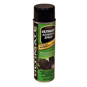 ULTIMATE ACOUSTICS UA-AS1 ADHESIVE SPRAY
