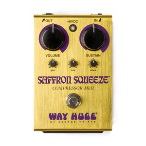 DUNLOP WAY HUGE WHE103 SAFFRON SQUEEZE
