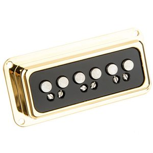 GRETSCH DYNASONIC GOLD BRIDGE 0322G 0061000000