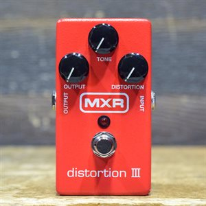 MXR M115 DISTORTION III OVERDRIVE / DISTORTION AVEC BOITE #AB42N082