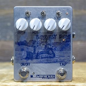 TOASTED PROJECT LONELY BOY MINI TAP DELAY HANDMADE BY PIC AVEC BOITE