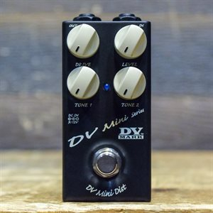 DV MARK DV MINI DIST DV MINI SERIES ULTRA-COMPACT DISTORTION W / BOX #XU9H0008