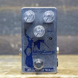 TOASTED PROJECT MAGICOMP PRO-COMPRESSOR HANDMADE BY PIC