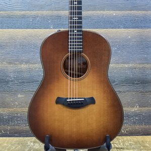 TAYLOR BUILDER'S EDITION 517E WHB GRAND PACIFIC ACOUSTIC ELECTRIC GUITAR W / CASE #1103159139
