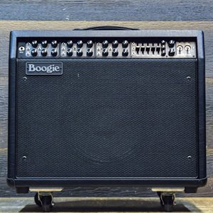 MESA BOOGIE MARK FIVE MULTI-WATT 3-CHANNEL W / FOOTSWITCH #MKV-013835