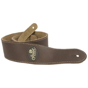 SEAGULL 037094 MAT BROWN LEATHER W / LOGO