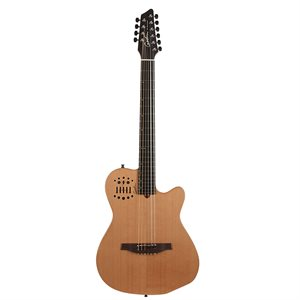 GODIN A10 NATURAL STEEL MAHOGANY CEDAR SEMI GLOSS 038169