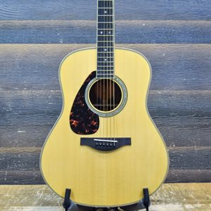 YAMAHA LL16L ARE ORIGINAL JUMBO LEFT-HANDED NATURAL AVEC ÉTUI SOUPLE #HLY160721