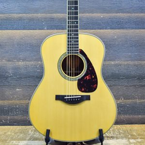 YAMAHA LL16 ARE ORIGINAL JUMBO TYPE BODY NATURAL AVEC ÉTUI SOUPLE #HOP100652