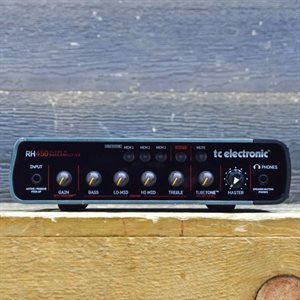 TC ELECTRONIC RH450 COMPACT 450-WATT 4-BAND EQ CLASS-D #10133633