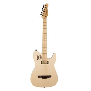 GODIN ACOUSTICASTER 6 DELUXE MAPLE NECK 041879
