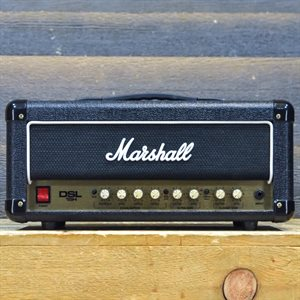 MARSHALL DSL15H 15-WATT ALL-VALVE 2-CHANNEL W / FOOTSWITCH #V-2012-20-6546-C