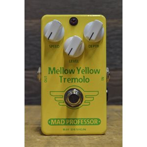 MAD PROFESSOR MELLOW YELLOW TREMOLO HW / BOITE