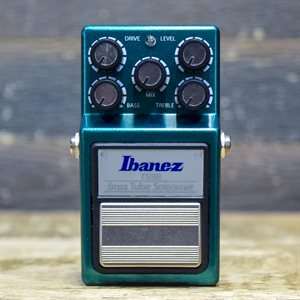 IBANEZ TS9B BASS TUBE SCREAMER OVERDRIVE BASS GUITAR AVEC BOITE #1610072