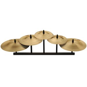 PAISTE 2002 CUP CHIME 5 PC SET  #1,#2,#4,#6,#7 1069109