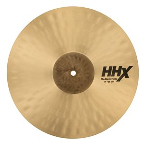SABIAN HHX MEDIUM HATS 14 11402XMN