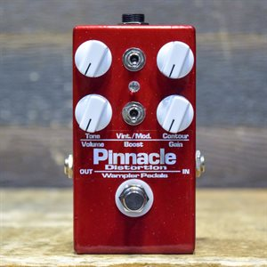 WAMPLER PEDALS PINNACLE DISTORTION BRITISH STYLE AVEC BOITE #2237