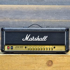 MARSHALL JCM900 MODEL 4100 VINTAGE RE-ISSUE SERIES 100W AVEC FOOTSWITCH #M-2017-30-0093-2