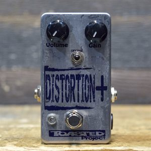TOASTED PROJECT DISTORTION + TWO-MODE DISTORTION HANDMADE BY PIC