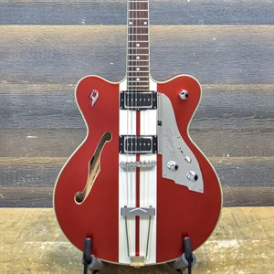 DUESENBERG FULLERTON MIKE CAMPBELL HOLLOW METALIC RED