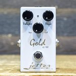 JETTER GEAR GOLD 45 / 100 OVERDRIVE LEAN / RICH CONTROL OVERDRIVE AVEC BOÎTE #812G612