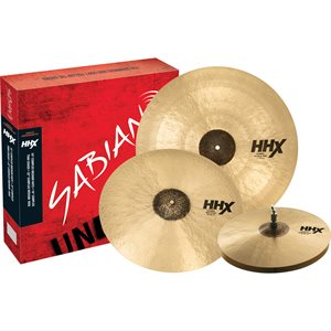 SABIAN PACK HHX COMPLEX PACK 15005XCN