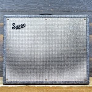 SUPRO S6420 THUNDERBOLT 1964 35-WATT ALL-TUBE 1X15 BASS / GUITAR COMBO AMPLIFIER