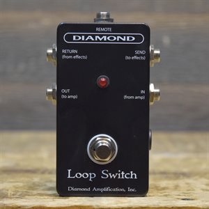 DIAMOND LOOP SWITCH AVEC BOITE