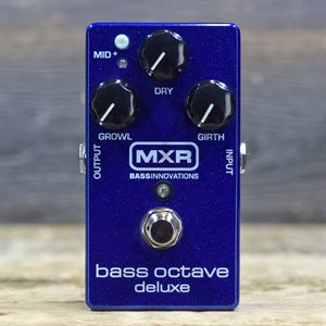MXR M288 BASS OCTAVE DELUXE TWO SUB-OCTAVE VOICES BASS #AC118W856