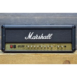MARSHALL DSL100 HEAD AVEC FOOTSWITCH ET SPEAKER CABLE