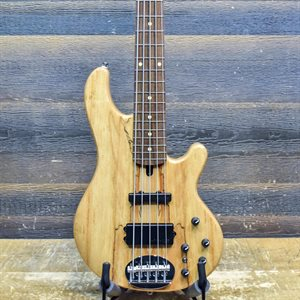 LAKLAND SKYLINE 55-02 DELUXE SPALTED MAPLE TOP 5-STRING #181005357