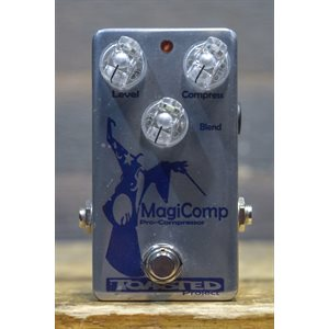 TOASTED PROJECT MAGICOMP PRO COMPRESSOR