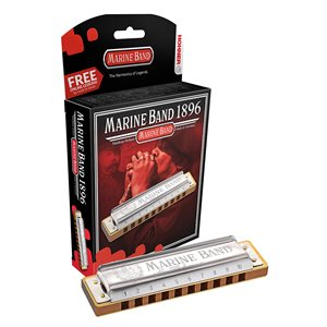 HOHNER MARINE BAND BLISTER A