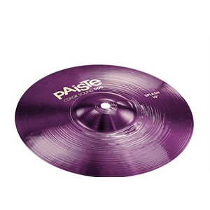 PAISTE COLOR SOUND 900 PURPLE SPLASH 10 1942210