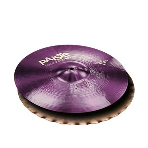 PAISTE COLOR SOUND 900 PURPLE SOUND EDGE HI-HAT 14 1943114