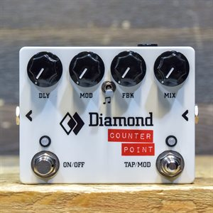 DIAMOND PEDALS CTP-1 COUNTER POINT MULTI-TAP DELAY AVEC BOITE #0187