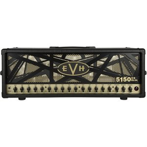 EVH 5150 III 100W HEAD EL34 BLACK & GOLD 2250260000