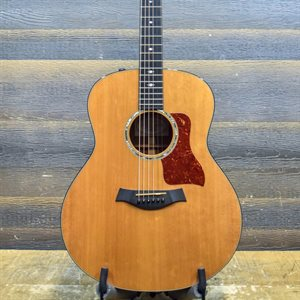 TAYLOR 518E GRAND ORCHESTRA SITKA SPRUCE TOP NATURAL AVEC ÉTUI RIDIGE