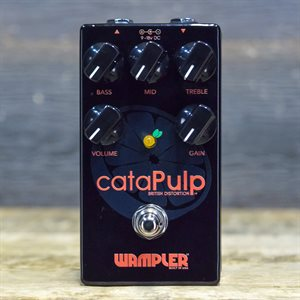 WAMPLER PEDALS CATAPULP BRITISH DISTORTION EDGY BRITISH STACK TONE #1181707015
