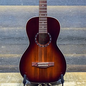 NORMAN ST40 PARLOR BURNT UMBER HG WITH FISHMAN PICKUP #041930900016