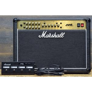 MARSHALL JVM210C AVEC FOOTSWITCH