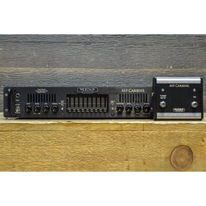 MESA BOOGIE M9 CARBINE HEAD AVEC FOOTSWITCH