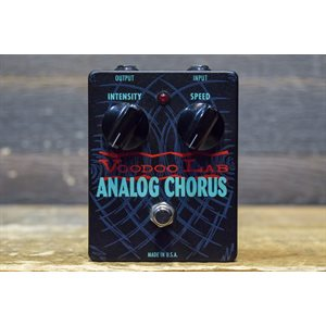 VOODOO LAB ANALOG CHORUS ALL-ANALOG CHORUSING